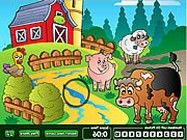 Farm hidden numbers game online
